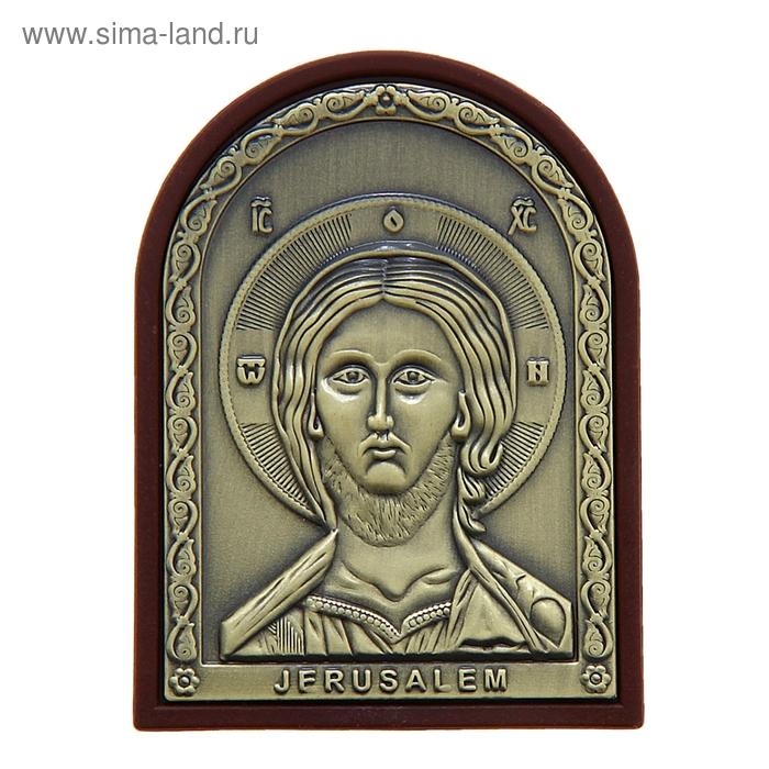 """Икона на подставке оттиск """"Иисус Христос"""""""