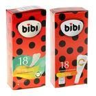 Ежедневные прокладки BiBi String, 18 шт