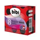 Гигиенические тампоны Bibi Super, 8 шт упаковке