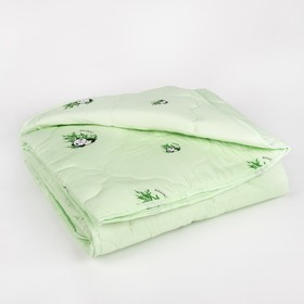 "Одеяло всесезонное Адамас ""Бамбук"", размер 172х205 ± 5 см, 300гр/м2, чехол п/э"