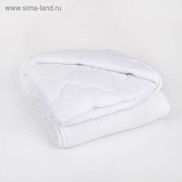 "Одеяло всесезонное Адамас ""Лебяжий пух"", размер 200х220 ± 5 см, 300гр/м2, чехол п/э"