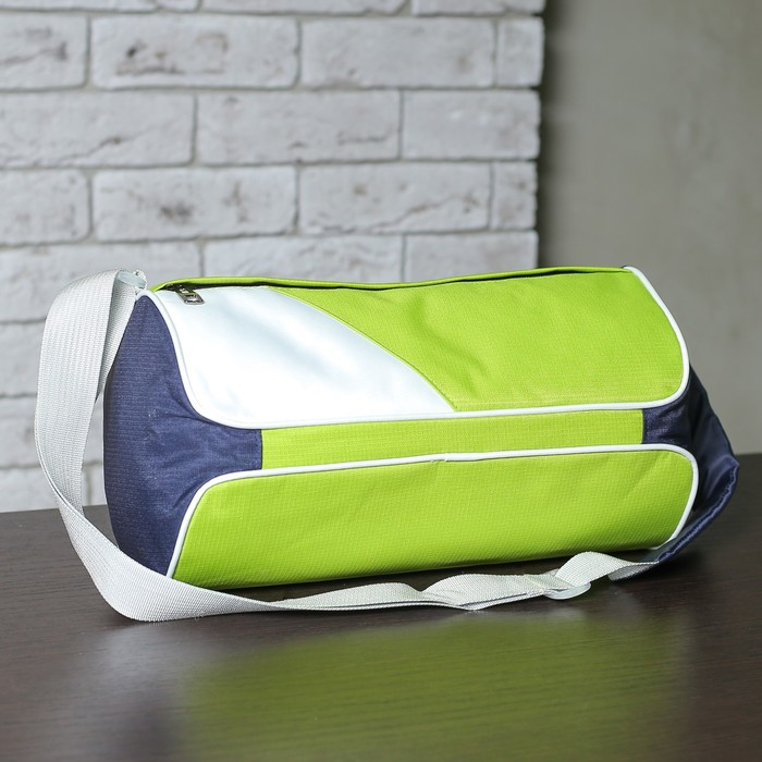сумка спортивная S 46649 34*d18 см 1 отд, дл ремень