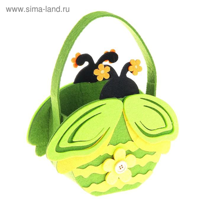 """Корзинка """"Пчелка"""""""