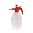 Опрыскиватель помповый, 1.5 л, красная ручка, металлический наконечник
