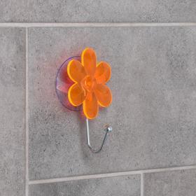 Крючок на присоске 'Bath Collection. Ромашка', цвета МИКС Ош