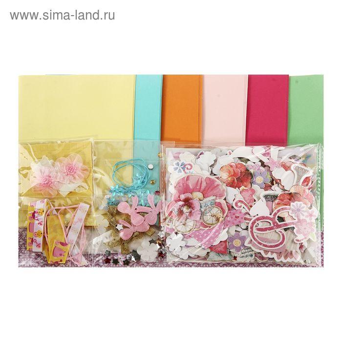 """Набор для творчества """"Розы"""": 18 открыток, 18 конвертов"""
