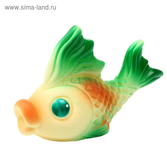 """Резиновая игрушка """"Рыбка"""""""