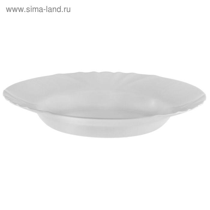 Тарелка суповая d=23 см