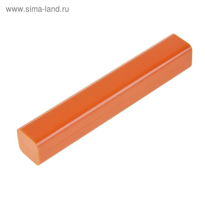 Футляр для ручек оранжевый