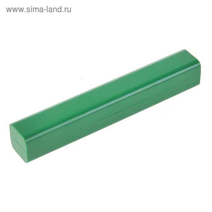 Футляр для ручек зеленый