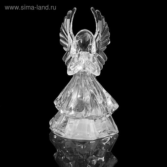 """Сувенир световой """"Молящийся ангел"""", МИКС"""