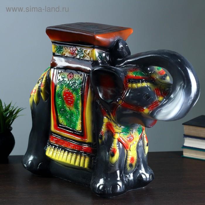 """Статуэтка """"Слон"""" с подставкой"""