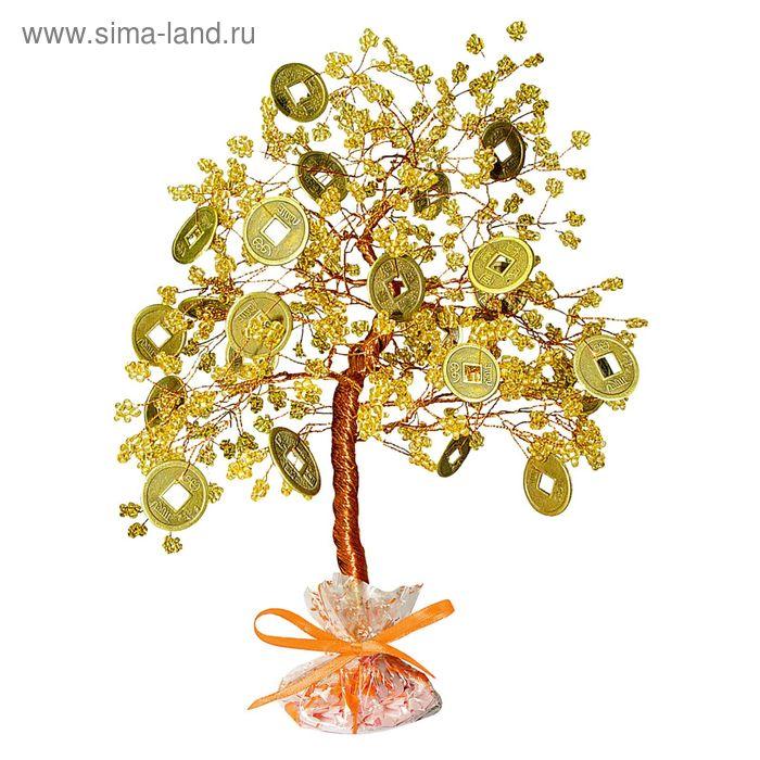 """Набор для творчества """"Денежное дерево"""" Бисерное дерево"""