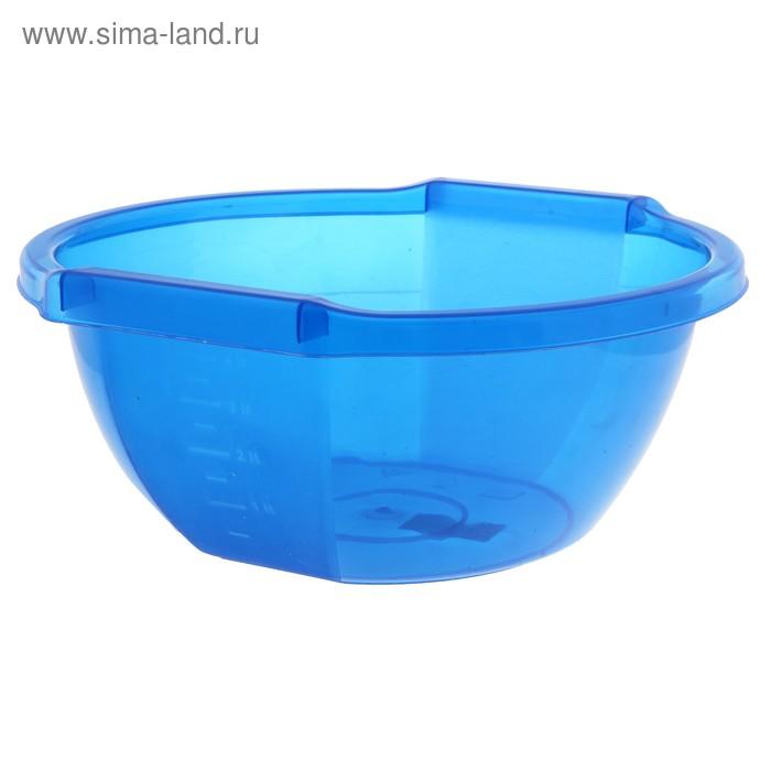 """Миска 5 л """"Стиль"""", цвет МИКС"""