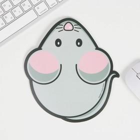 """Коврик для мышки """"Мышь"""""""