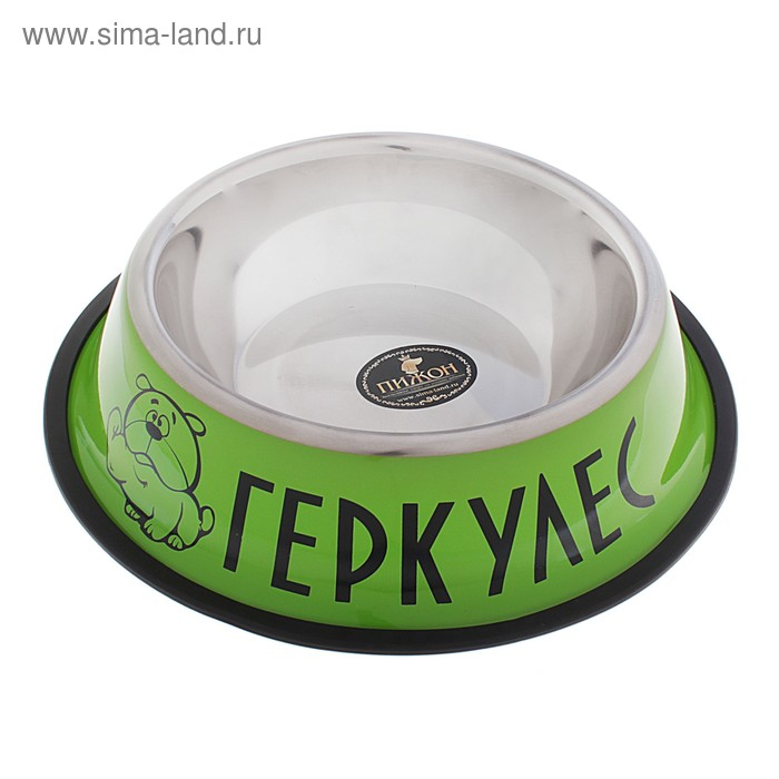 """Миска """"Геркулес"""" зеленая, 500 мл"""