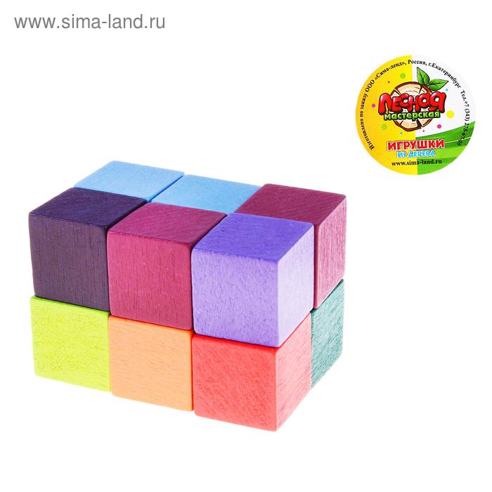 """Головоломка """"Кубик на резиночке"""""""