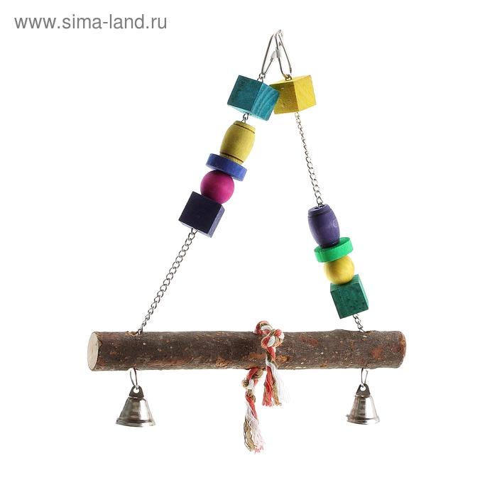 """Игрушка для птиц """"Место встречи"""""""