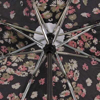 """Зонт механический """"Цветы"""", R=48см, цвет МИКС"""
