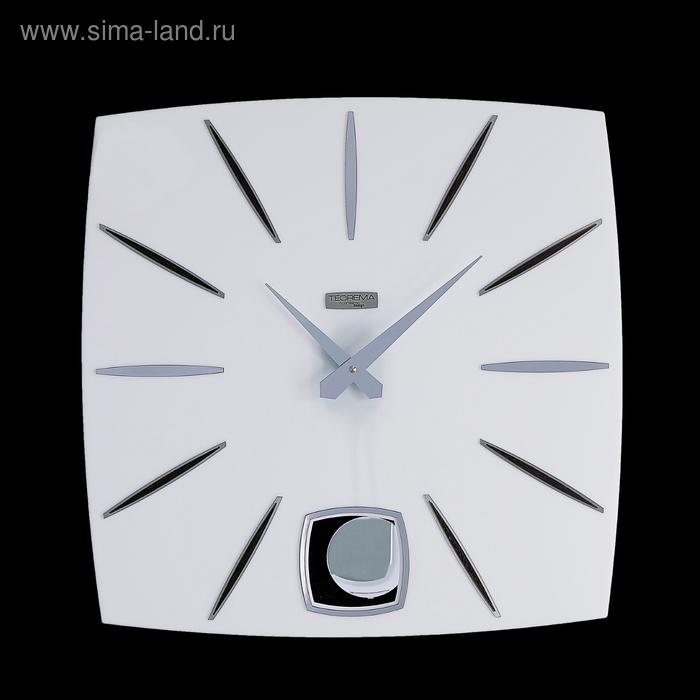 """Часы настенные """"Теорема"""" с маятником"""