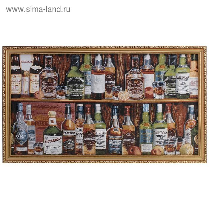"Гобеленовая картина ""Коллекция вин"""