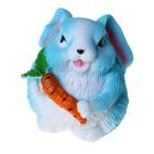 """Копилка """"Кролик-малыш"""" бирюзовая"""