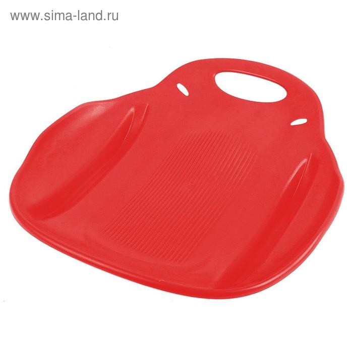 """Ледянка """"Метеор"""", цвет красный"""