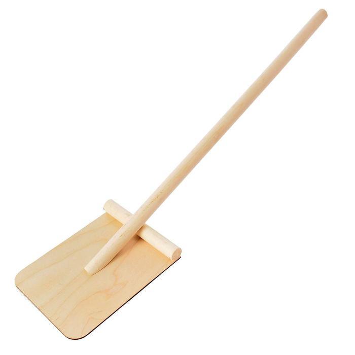 Лопатка деревянная, 65 см