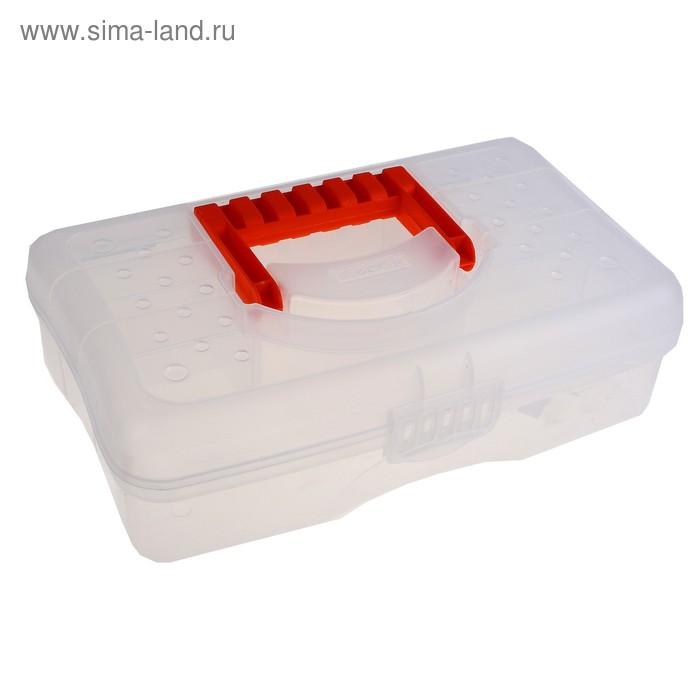 Органайзер Hobby Box, прозрачный