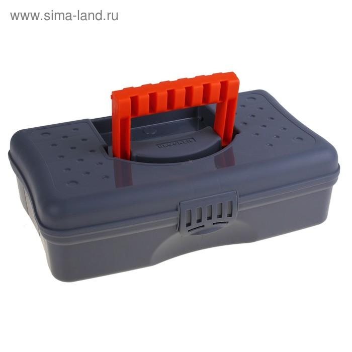 Органайзер Hobby Box, цвет серо-свинцовый