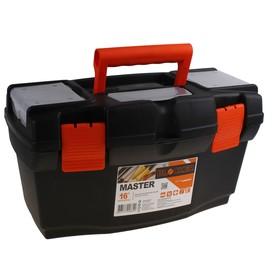 Ящик для инструментов Master 16, цвет МИКС