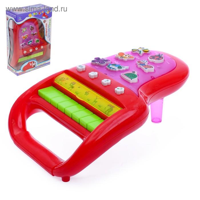 """Музыкальная игрушка """"Рояль"""", звуковые эффекты"""