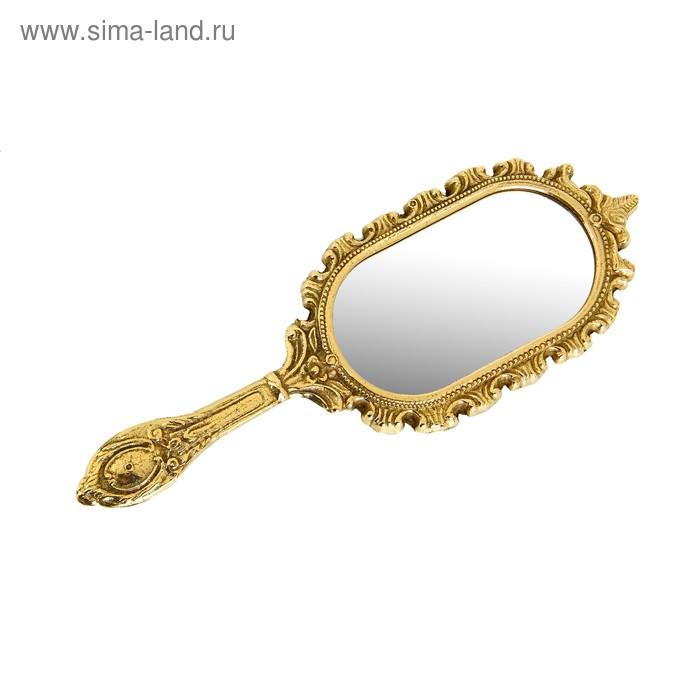 "Зеркало ручное ""Белоснежка"""