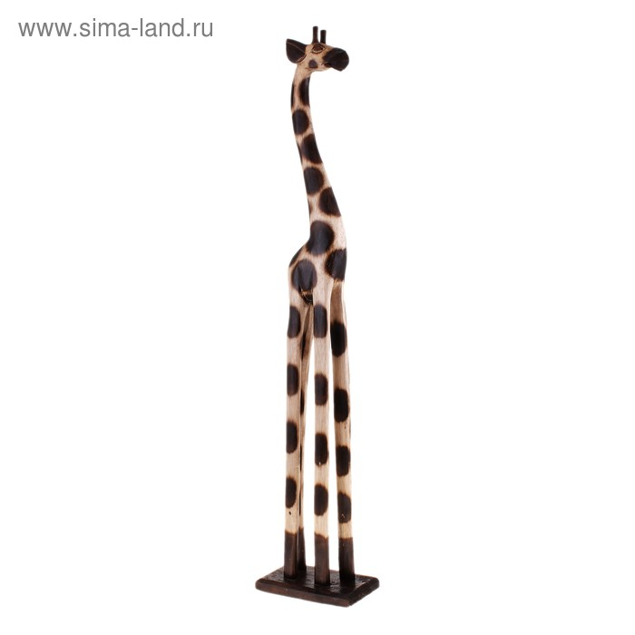 "Сувенир ""Жираф пятнистый"", 100 см"