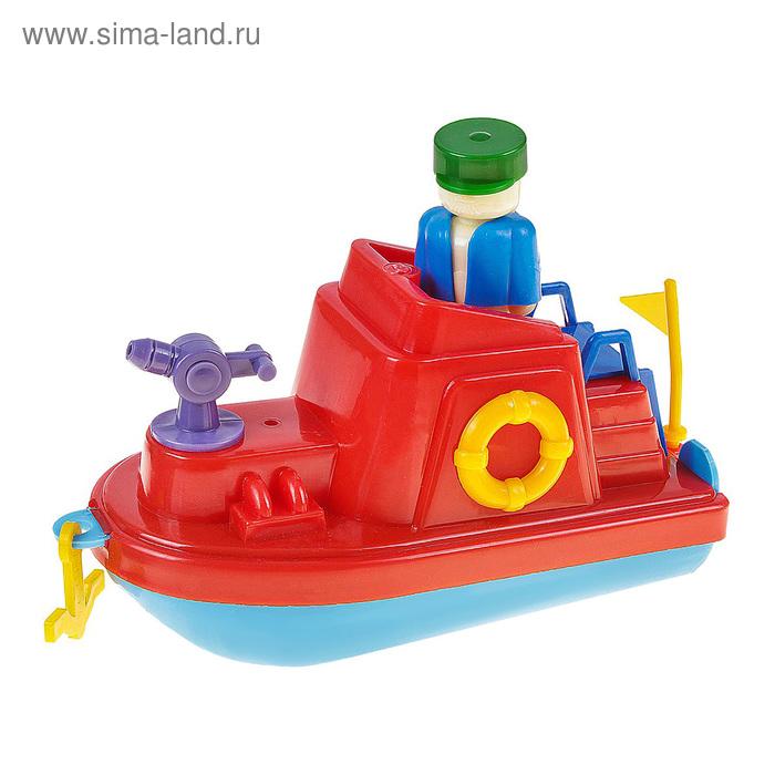 Кораблик пожарный