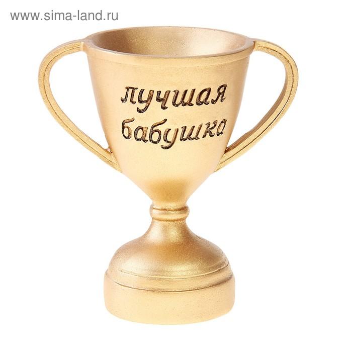 """Кубок """"Лучшая бабушка"""""""