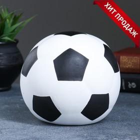 "Копилка ""Мяч"" белая"