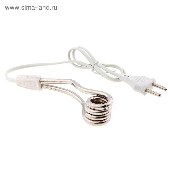 Электрокипятильник 500Вт, спираль кольцо, 11х3 см, (220V) (A2-B)