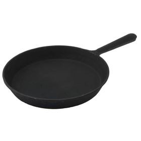 Сковорода d=22 см, цвет черный Ош