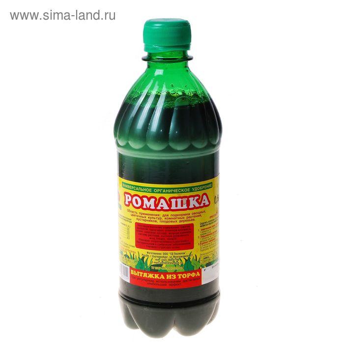 """Наша флора """"Ромашка"""" универсальное удобрение, 0,5 литра 690064"""