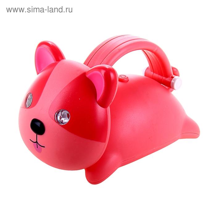 """Светильник детский раскладной """"Розовый мишка"""""""
