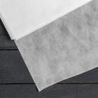 Материал укрывной, 10 х 1.6 м, плотность 60 г/м², УФ, белый