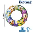 """Круг для плавания """"Микки Маус"""", от 3-6 лет"""