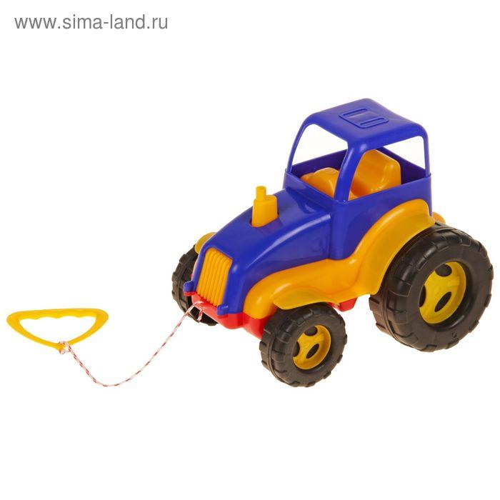 Трактор, цвета МИКС