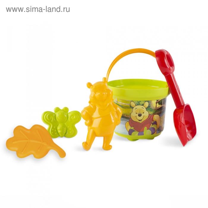"""Песочный набор """"Винни и его друзья"""", 1 литр"""