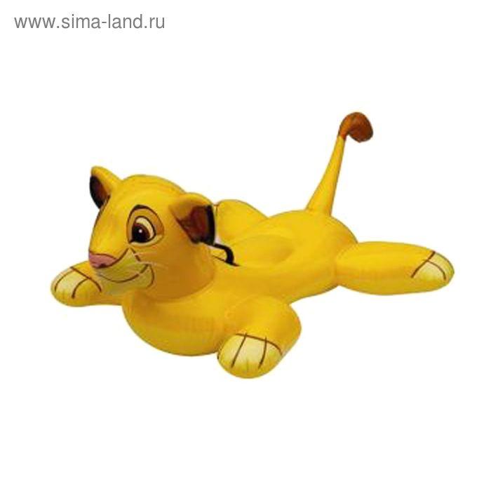"""Игрушка для плавания с ручками """"Король Лев"""", от 3 лет"""