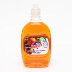 Средство для мытья посуды МИНУТА Апельсин 0,5 л