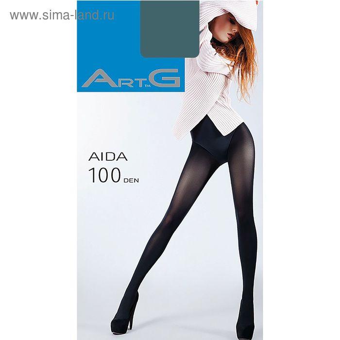 Колготки женские ARTG AIDA 100 (fumo, 3) микрофибра