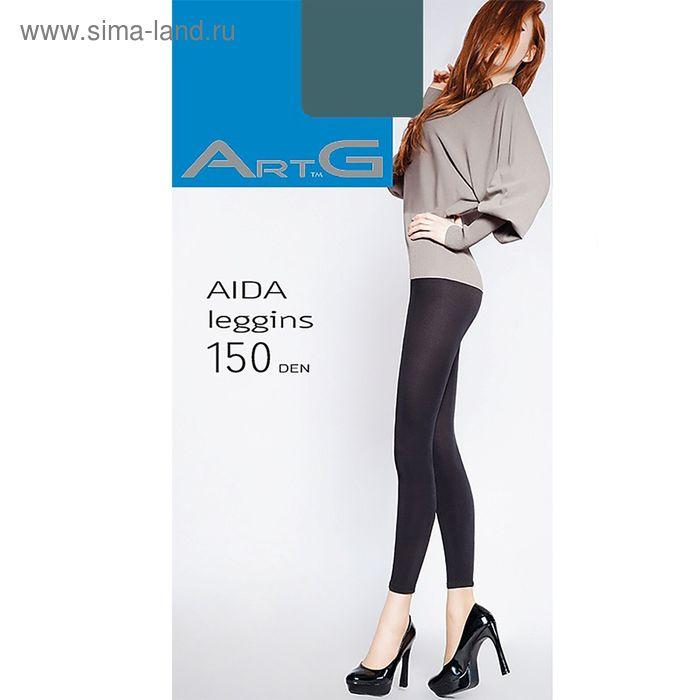 Леггинсы женские ARTG AIDA 150 (fumo, 3/4) микрофибра