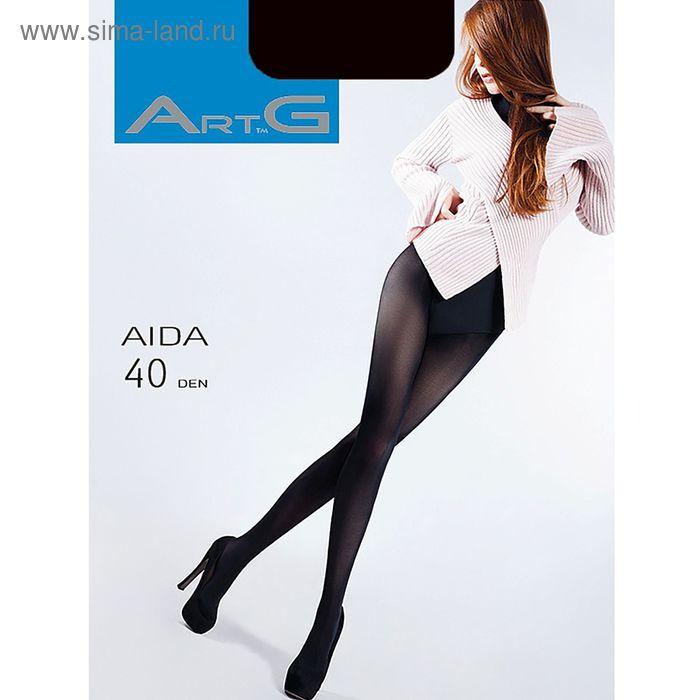 Колготки женские ARTG AIDA 40 (caffe, 4) микрофибра